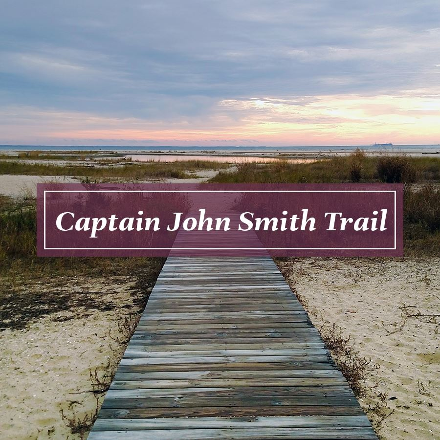 Captain John Smith Trail
