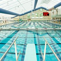 Edward T. Hall Aquatic Center