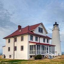 Cove Point Lighthouse