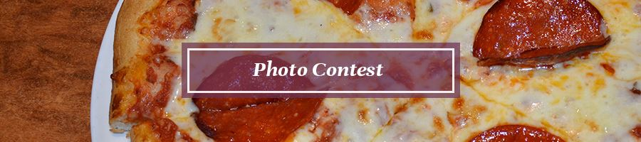 Web buttons Restaurant Week Photo Contest
