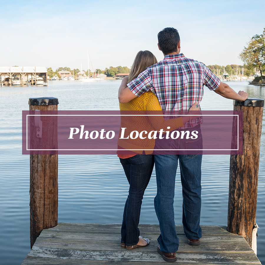 Weddings Button for Photo Locations