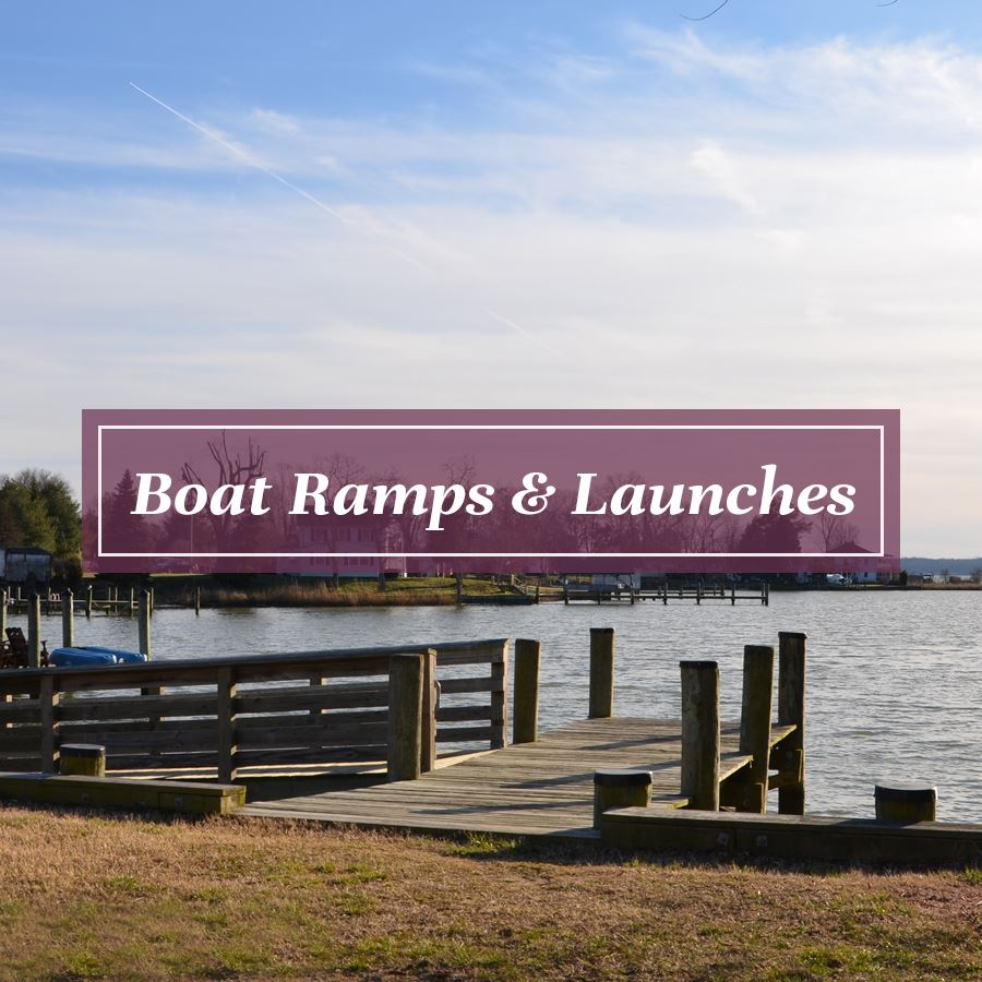 Boat Ramps and Launches