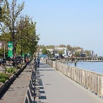 North Beach Boardwalk