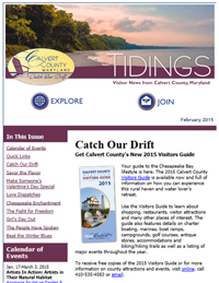 Tidings newsletter